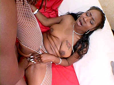Ebony Beauty Hard Cock Pounding