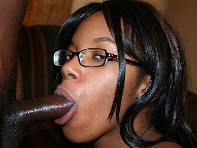 Meat Loving Ebony Strokahontas